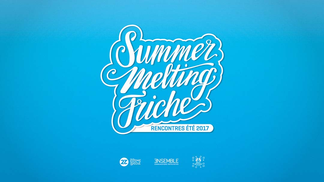 Header Summer Melting Friche organisé par 22EME SIECLE