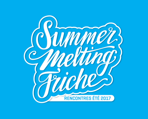 SUMMER MELTING FRICHE, une autre manière pour les rencontres pro