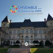 ENSEMBLE, CLIMAT & LES OBJECTIFS DE DÉVELOPPEMENT DURABLE