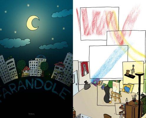 Farandole - couverture et page 1