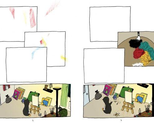 Farandole - pages 2 et 3