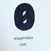 36 DAYS OF TYPE 07 0