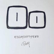 36 DAYS OF TYPE 07 O